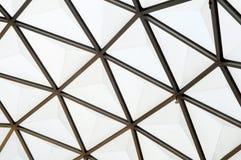 Arquitetura do telhado foto de stock