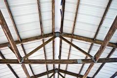 Arquitetura do telhado Imagem de Stock