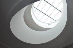 Arquitetura do telhado da entrada do museu de Liverpool em Liverpool, Inglaterra Fotos de Stock Royalty Free