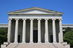 Arquitetura do Washington DC Imagem de Stock Royalty Free