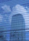 Arquitetura e tempo Imagens de Stock Royalty Free