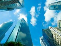Arquitetura ecléctico Imagem de Stock Royalty Free