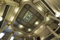 Arquitetura elegante Fotografia de Stock Royalty Free