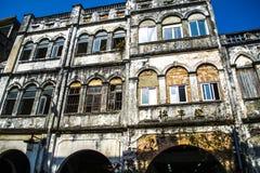 Arquitetura em Beihai, Guangxi fotografia de stock royalty free