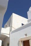 Arquitetura em Grécia Fotos de Stock