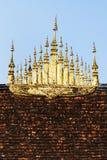 Arquitetura em Laos Imagens de Stock