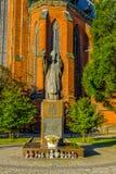 Arquitetura em Legnica poland Fotografia de Stock Royalty Free