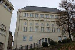 Arquitetura em Luxemburgo Imagens de Stock Royalty Free