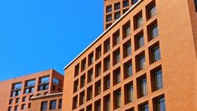 Arquitetura em Madrid foto de stock royalty free