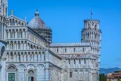 Arquitetura em Pisa, Itália Imagens de Stock