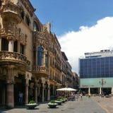 Arquitetura em Reus imagens de stock royalty free