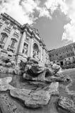 Arquitetura em Roma Fotografia de Stock