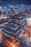 Arquitetura em Singapore Fotografia de Stock