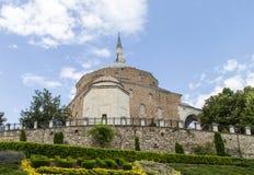 A arquitetura em skopje, Macedônia Fotos de Stock Royalty Free