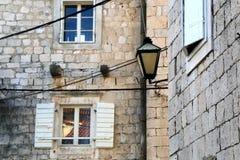 Arquitetura em Trogir Imagem de Stock Royalty Free