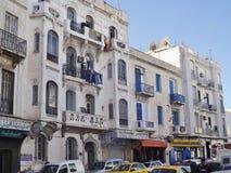 Arquitetura em Tunes, Tunísia Imagens de Stock