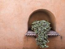 Arquitetura espanhola simples Imagem de Stock Royalty Free