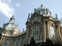 Arquitetura européia Fotografia de Stock Royalty Free