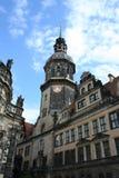 Arquitetura européia impressionante Foto de Stock Royalty Free