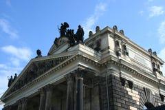 Arquitetura européia impressionante Fotos de Stock Royalty Free