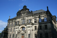 Arquitetura européia impressionante Imagens de Stock