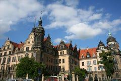 Arquitetura européia impressionante Fotografia de Stock