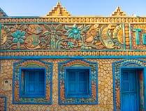 Arquitetura exótica Imagem de Stock Royalty Free