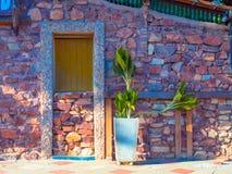 Arquitetura exótica Fotografia de Stock Royalty Free