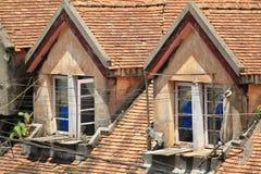 Arquitetura francesa em Vietname Imagens de Stock Royalty Free