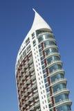 Arquitetura futura Foto de Stock Royalty Free