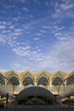 Arquitetura futurista Foto de Stock Royalty Free