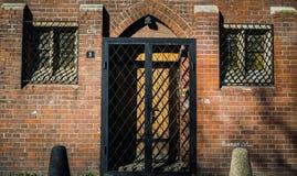 Arquitetura gótico do renascimento Imagens de Stock