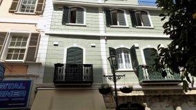Arquitetura genérico-Gibraltar Fotografia de Stock