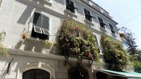 Arquitetura genérico-Gibraltar Foto de Stock