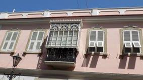 Arquitetura genérico-Gibraltar Imagens de Stock