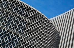 Arquitetura geométrica Imagens de Stock Royalty Free