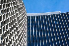 Arquitetura geométrica 2 Foto de Stock