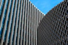 Arquitetura geométrica 3 Imagem de Stock Royalty Free