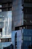 Arquitetura geométrica moderna foto de stock royalty free