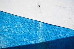 Arquitetura geométrica, Rabat, Marrocos Imagem de Stock