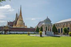 Arquitetura grande do palácio Imagem de Stock