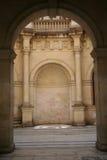 Arquitetura grega fotografia de stock