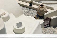 Arquitetura grega   Imagens de Stock Royalty Free