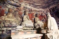 Arquitetura histórica chinesa, herança cultural do mundo imagem de stock royalty free