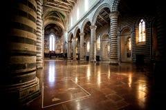 Arquitetura histórica de Tuscan Fotografia de Stock Royalty Free