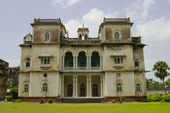 Arquitetura histórica do palácio de Roayl Rajput de dentro Fotografia de Stock
