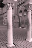 Arquitetura histórica do vintage imagens de stock