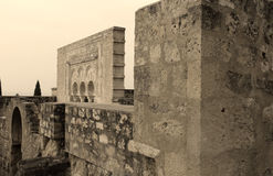 Arquitetura histórica do vintage Fotografia de Stock