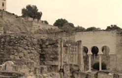 Arquitetura histórica do vintage fotos de stock