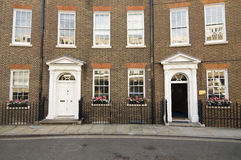 Arquitetura Home em Londres, Inglaterra Fotos de Stock